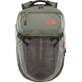 The North Face Recon Backpack New Taupe Green/Four Leaf Clover